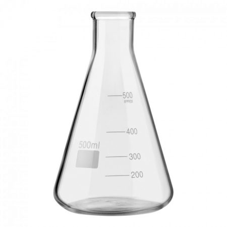 500 ml nauwmonds erlenmeyerkolf glas