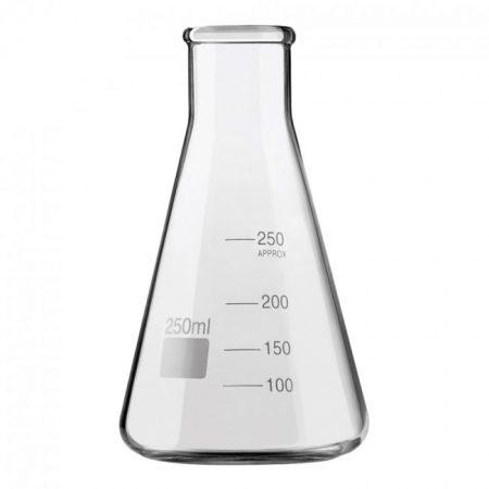 250 ml nauwmonds erlenmeyer kolf