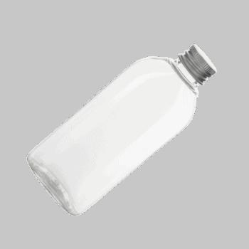 PET Fles 100 ml Ovaal